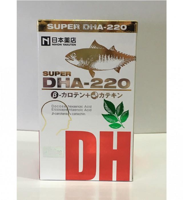 SUPER DHA-220 (代購4500元/免稅店售價 ¥20800)